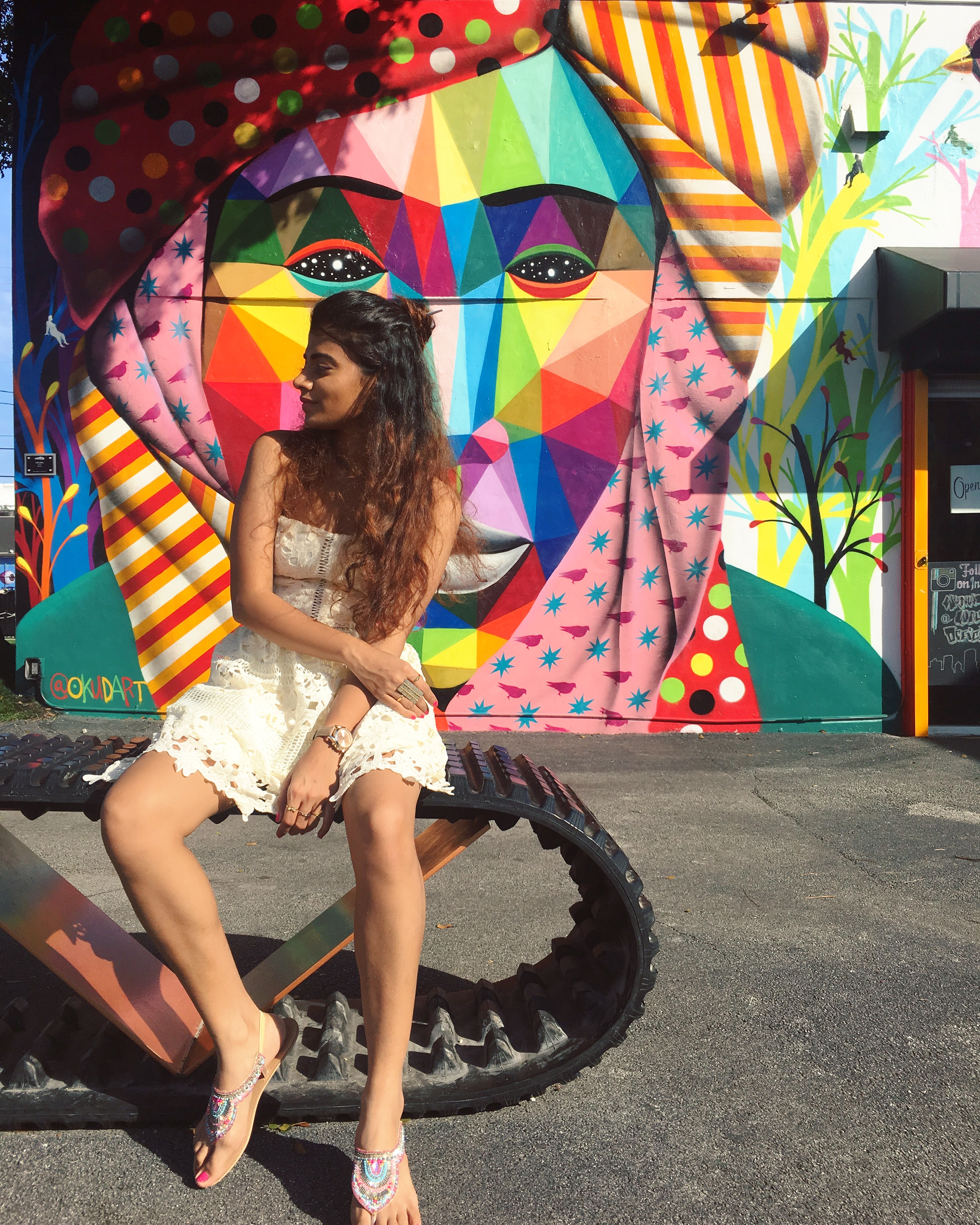 A Colorful Day at Wynwood!