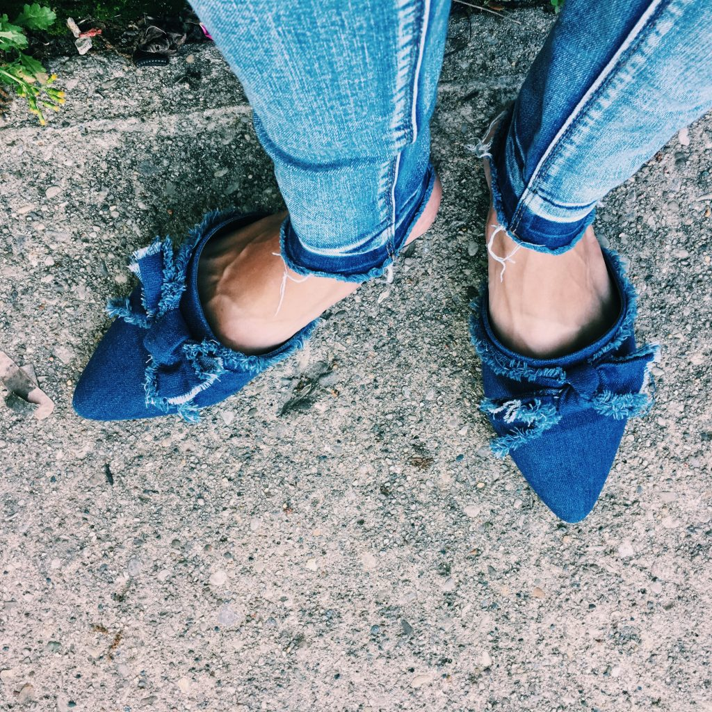 Top 6 denim shoes
